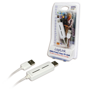 Easy Suite PC-Link Cable USB 2.0 LogiLink�