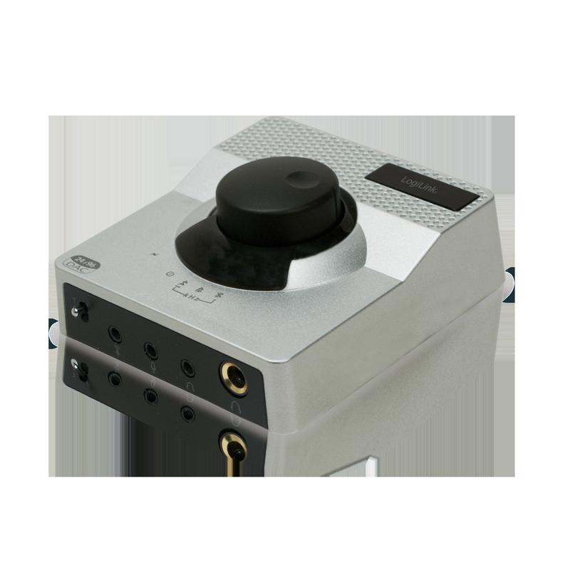 LogiLink :: Produkt Hi-Fi USB Audio Verstärker |08.04.2018